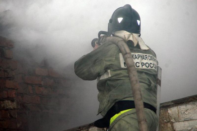Реагирование подразделений МЧС России по Курганской области на пожар в городе Кургане (итог)