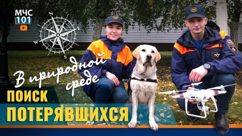МЧС 101: Как спасатели МЧС России ищут потерявшихся? Нашли человека в лесу
