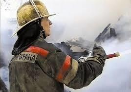 Реагирование подразделений МЧС России по Курганской области на пожар в Далматовском районе (итог)