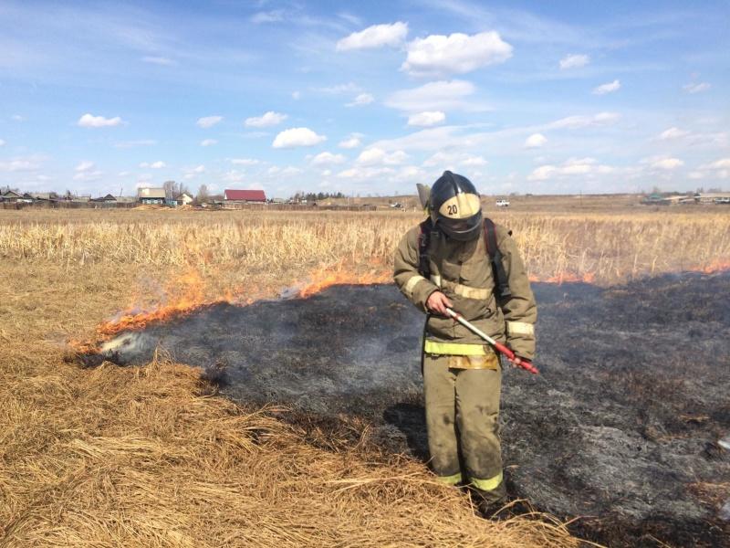 В Прибайкалье продолжаются профилактические мероприятия по подготовке к пожароопасному сезону 2021 года