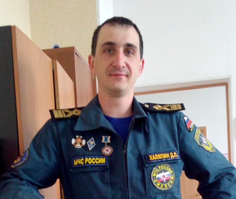 Лучший в Сибири инспектор ГИМС работает в Новосибирске