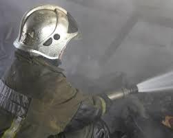 Пожар в д. Торбеево Первомайского района