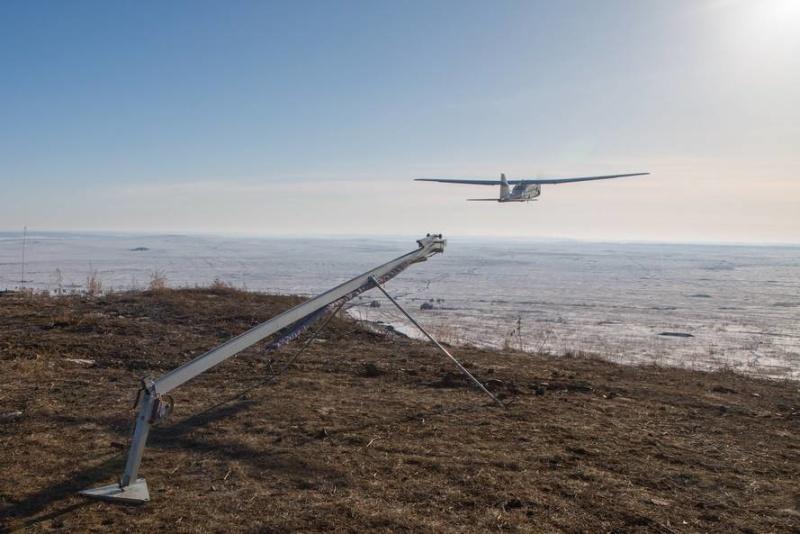 ТЕХНИКА СПАСАТЕЛЕЙ МЧС: Беспилотный летательный аппарат Орлан-10