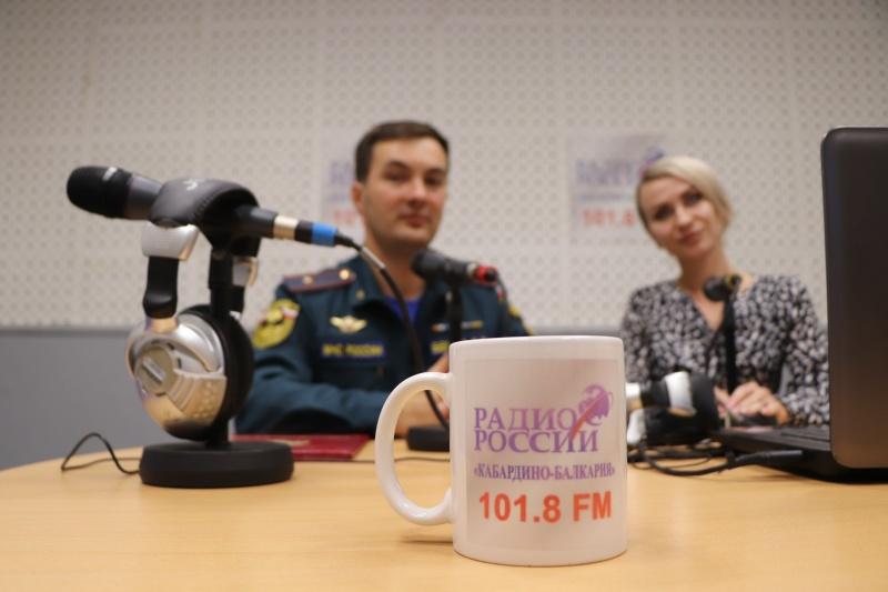 В прямом эфире Радио России «КАБАРДИНО-БАЛКАРИЯ» ответил на актуальные вопросы.