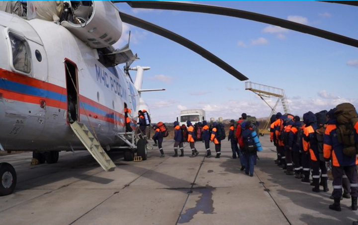 Оперативная обстановка на территории Хабаровского края на 30 октября 2020 г.
