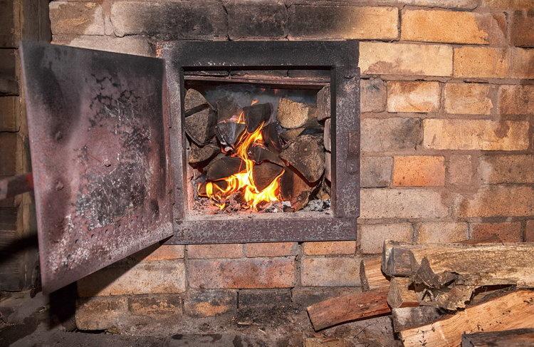 Печное отопление требует повышенного внимания!