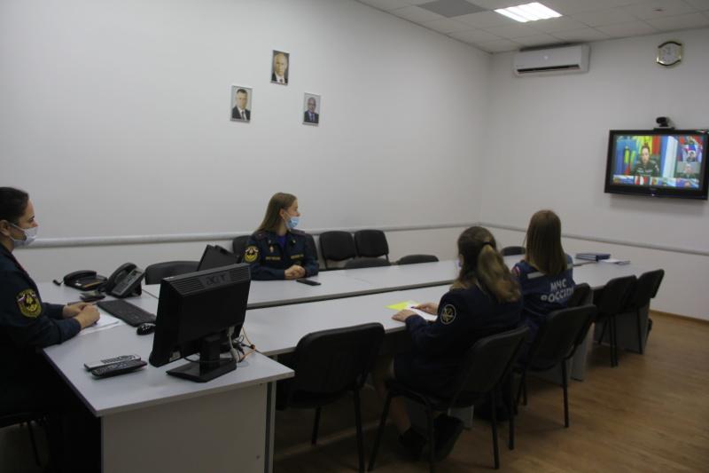 III Всероссийский съезд психологов силовых структур