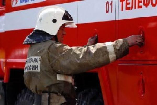 Информация о выезде пожарных подразделений в г.о. Фокино