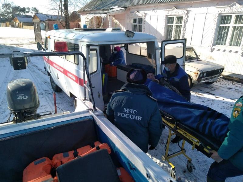 В Прибайкальском районе проведена спасательная операция