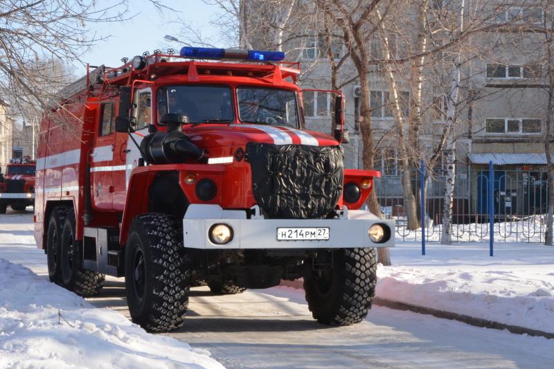 Оперативная обстановка на территории Хабаровского края на 08 ноября 2020 г.