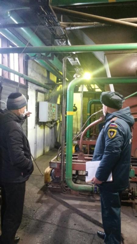 На территории Иркутской области продолжается профилактическая операция «Отопление»
