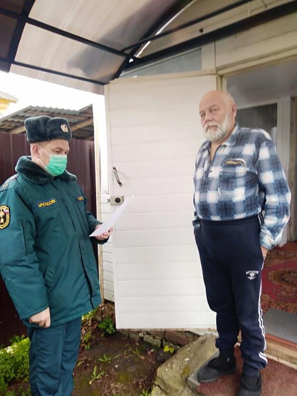 Замаскированная опасность: в области продолжаются рейды по безопасному использованию газового оборудования