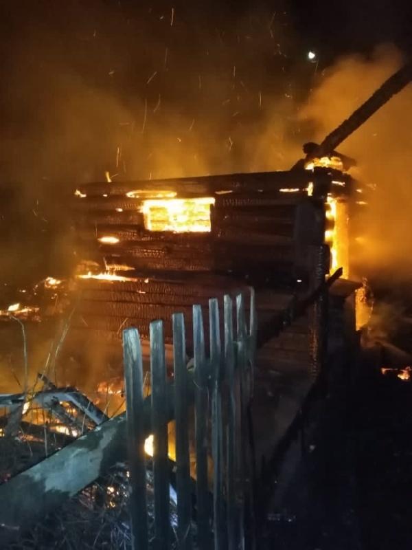 Дознаватели МЧС России и сотрудники полиции задержали поджигателей в Чунском районе