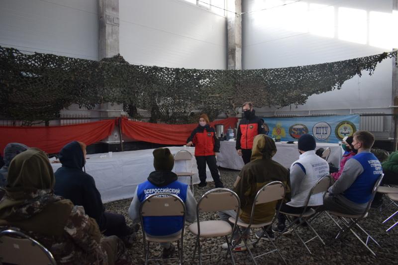В Ростове-на-Дону завершился окружной этап Всероссийского молодежного образовательного форума «Вектор спасения Юг»