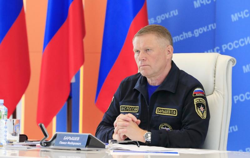 Особенности взаимодействия органов государственной власти регионов Сибири при возникновении ЧС обсудили на семинаре-совещании
