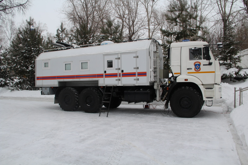 Оперативная обстановка на территории Хабаровского края на 15 ноября 2020 г.