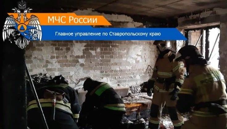 Пожарно-спасательные подразделения Главного управления МЧС России по Ставропольскому краю потушили 8 техногенных пожаров за прошедшие сутки