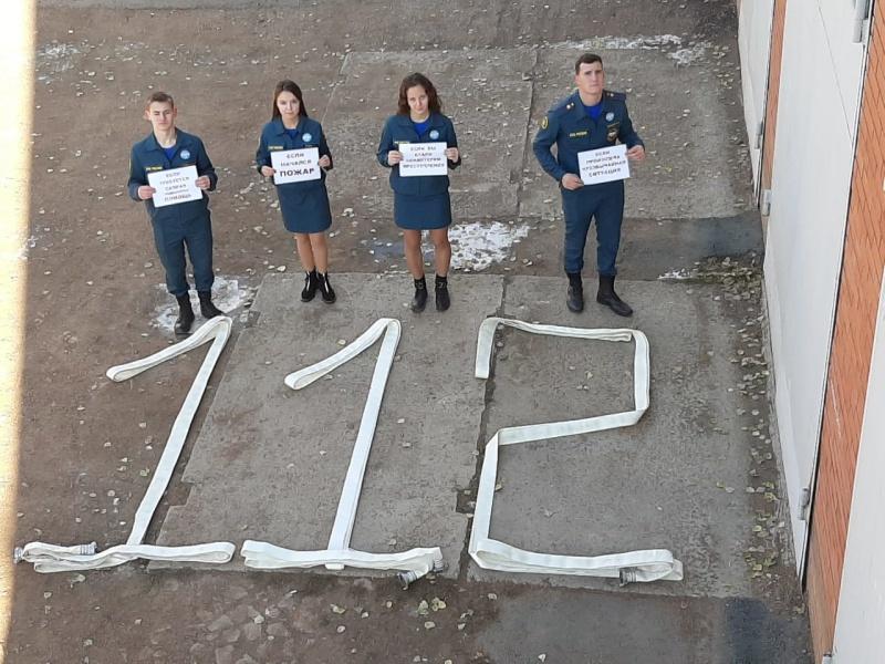 Вручены сертификаты студентам Бузулукского лесхоз-техникума – участникам велопробега-2020