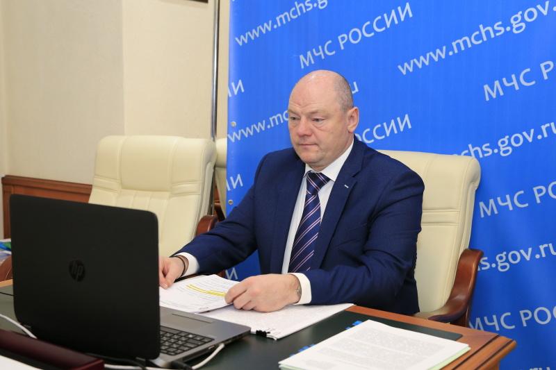 МЧС России проводит мероприятия по повышению эффективности реагирования на ЧС с учетом новых глобальных вызовов