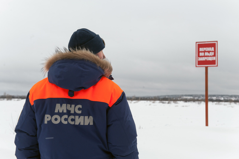 Акция «Безопасный лед» стартует в Томской области в понедельник, 23 ноября