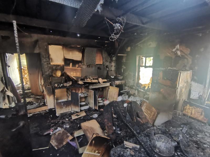 Число травм на пожарах выросло на 18%