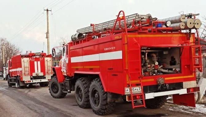За минувшие сутки белгородские огнеборцы ликвидировaли 3 пожара