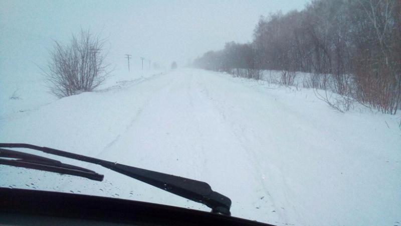 Синоптики предупреждают о неблагоприятных метеоусловиях на севере края
