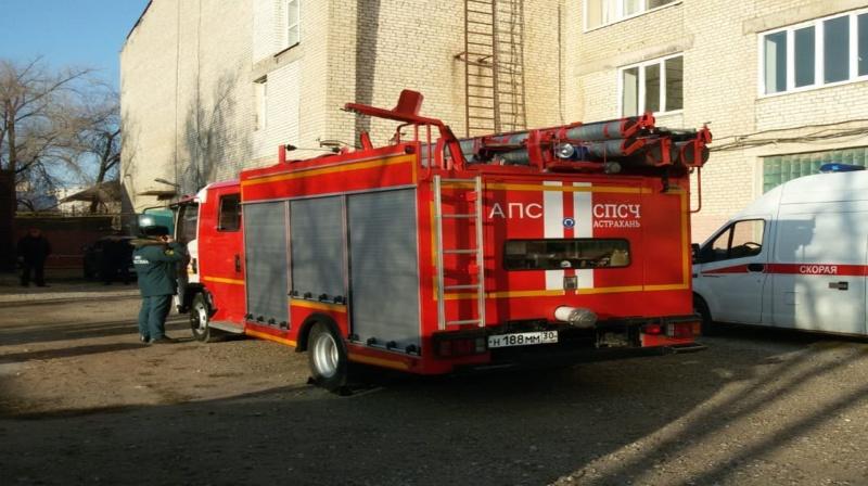 Уточненная информация по происшествию в Советском районе г. Астрахани