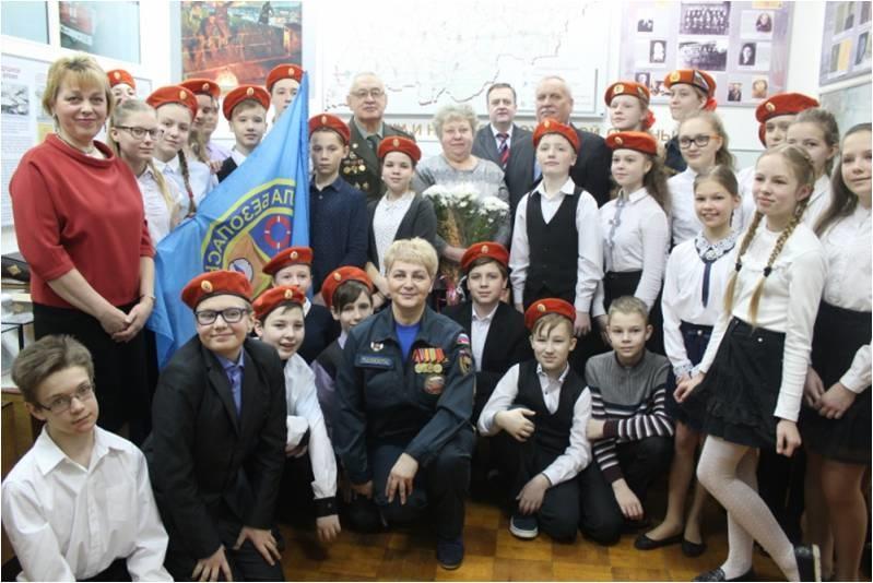 Цикл просветительских программ Главного управления МЧС России по Костромской области признан одним из лучших в России