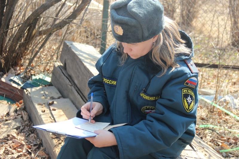 В период пожароопасного сезона инспекторами Госпожнадзора Хабаровского района на нарушителей составлен 161 административный протокол