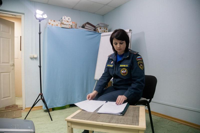 Новосибирские психологи МЧС России приняли участие в обучающей онлайн-конференции
