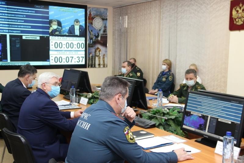 Подведены итоги деятельности подразделений МЧС России и территориальной подсистемы РСЧ Дальневосточного региона за 2020 год