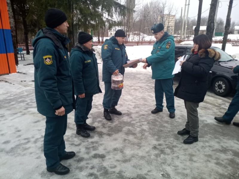 5 лет назад поисково-спасательный отряд по реагированию на дорожно-транспортные происшествия (д. Зайцева Гора) впервые заступил на дежурство