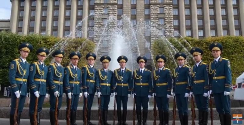 Песни спасателей МЧС: Нас снова ждут - Санкт-Петербургский университет ГПС МЧС России