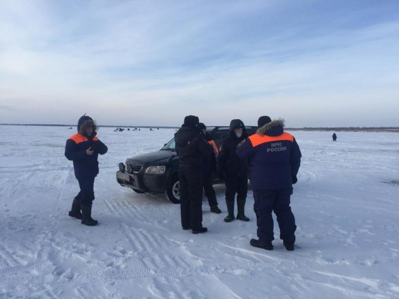 Инспекторы ГИМС активно патрулируют водоемы Новосибирской области