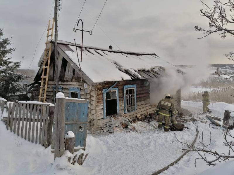 Неисправные печи и обогреватели становятся причиной  бытовых пожаров зимой