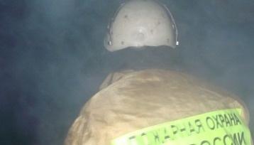 Уточненная информация по пожару в Михайловском районе