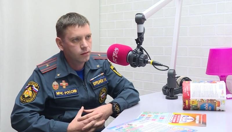 О правилах выбора и использования пиротехнических изделий на Липецк-FM