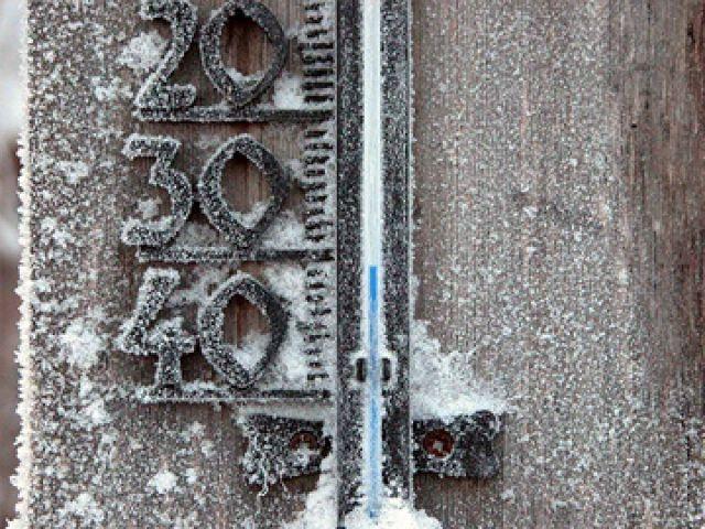 Синоптики предупреждают жителей региона о сильных морозах. Будьте осторожны!