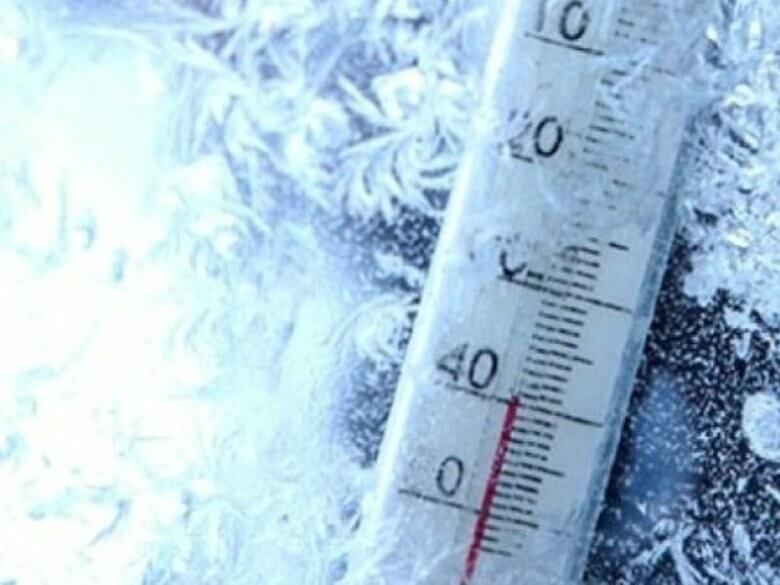В Красноярский край идут морозы.  Соблюдайте меры личной безопасности!