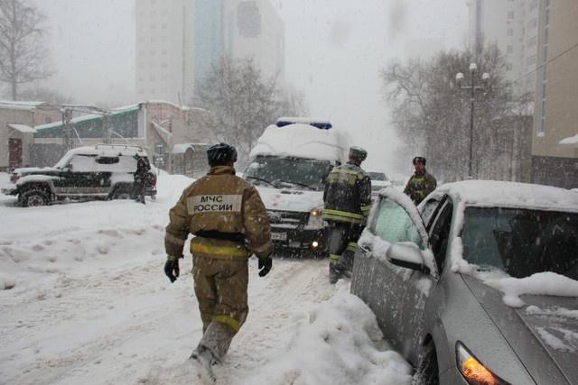 Оперативная обстановка на территории Хабаровского края на 24 декабря 2020 г.