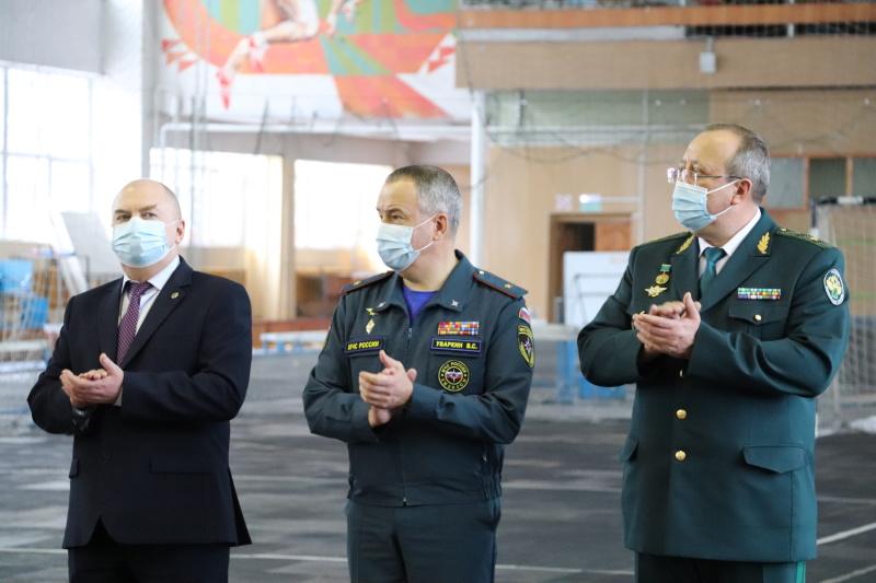 В Брянске завершился межведомственный турнир по боксу