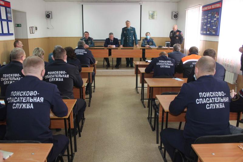 В 2020 году сотрудники Томской областной поисково-спасательной службы спасли более 230 человек