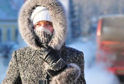 Правила безопасности в сильные морозы