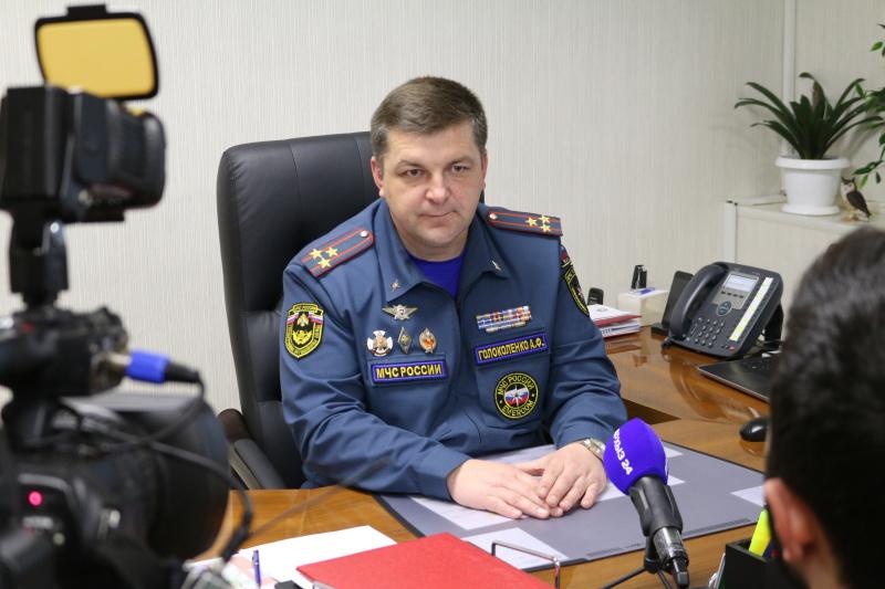Александр Голоколенко рассказал журналистам телеканала «Архыз 24» об итогах 2020 года