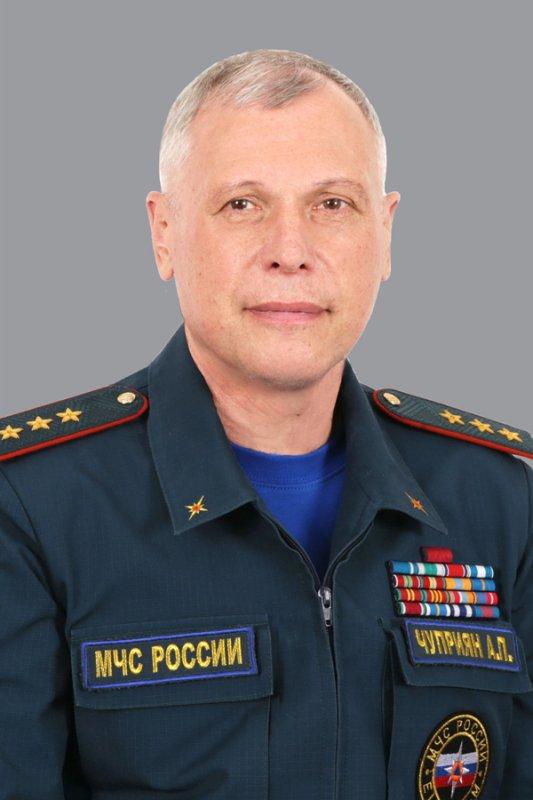 Чуприян Александр Петрович