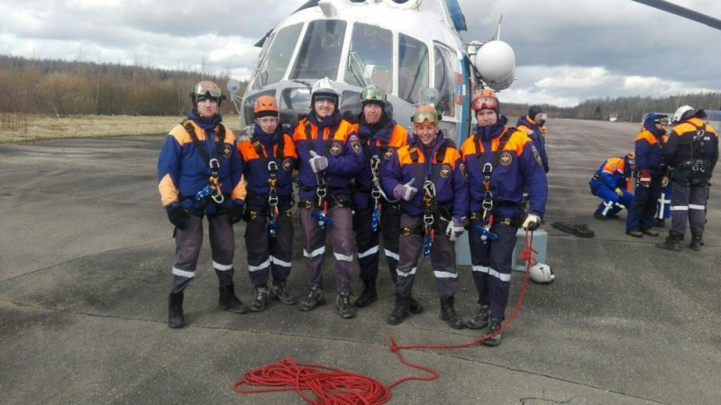 """Arctic Research Training and Rescue Center """"Vytegra"""""""
