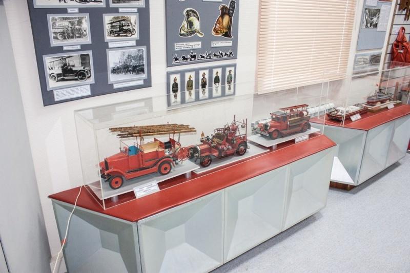 Музей «Пожарная охрана Вятки»