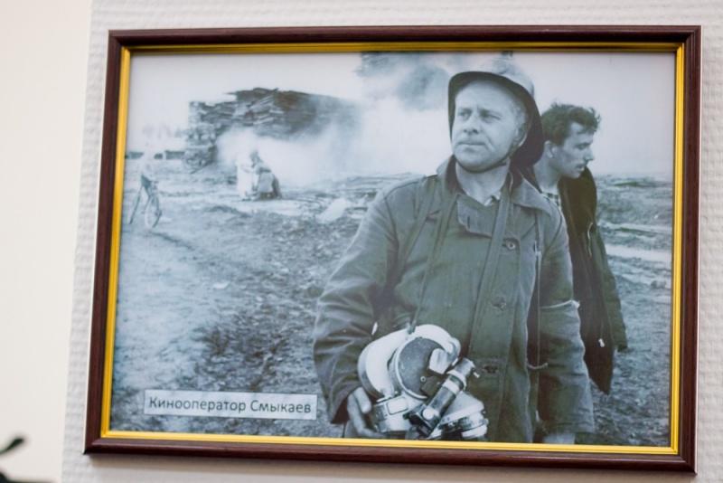Музей пожарного фотодела