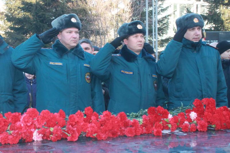 День памяти о россиянах, исполнявших служебный долг за пределами Отечества (15 февраля 2020 года)